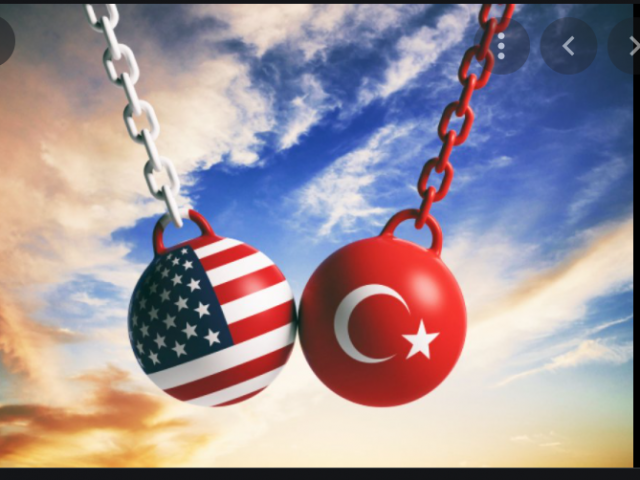 With F-16 order, Turko-American relations reach a most delicate juncture