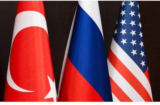 Opinion: Stuck between Russia and US, Turkey loses foreign policy flexibility